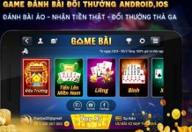 game-danh-bai-doi-thuong-android-nao-uy-tin